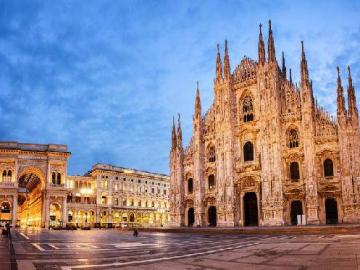 Észak- Olaszország történelmi városai és a Ligur-tengerpart ***