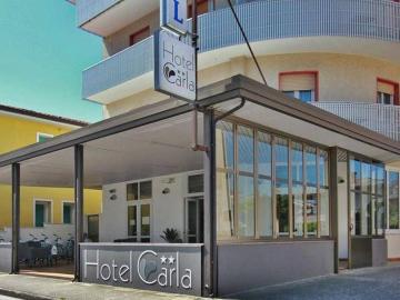 CARLA HOTEL - LIGNANO SABBIADORO ***