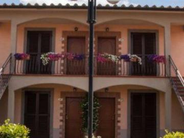 Apartman Relais Villaggio Le Querce - Toszkána (Sorano) ***