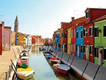 Hétvége Velencében ***